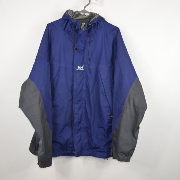 5c589f27c4c Helly Hansen Jackets & Coats | Vintage Mens Xl Helly Tech Jacket ...